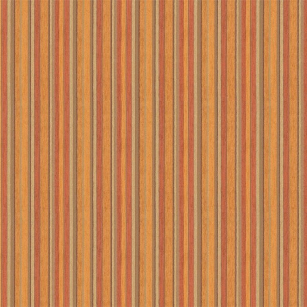 Polsterstoff Möbelstoff Arosa - Polyester - Teflon orange