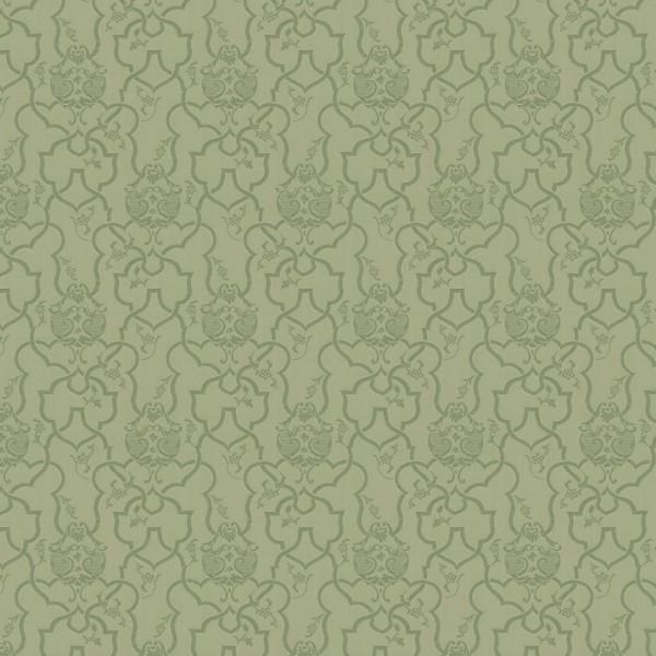 Polsterstoff Möbelstoff Babelsberg - Grün