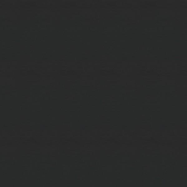 Polsterstoff Möbelstoff Brasilia - Kunstleder schwarz