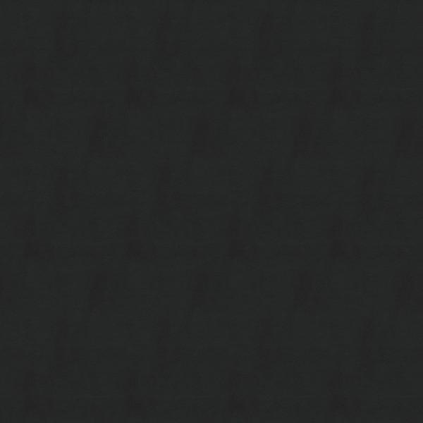 Polsterstoff Möbelstoff Havanna - Kunstleder Schwarz