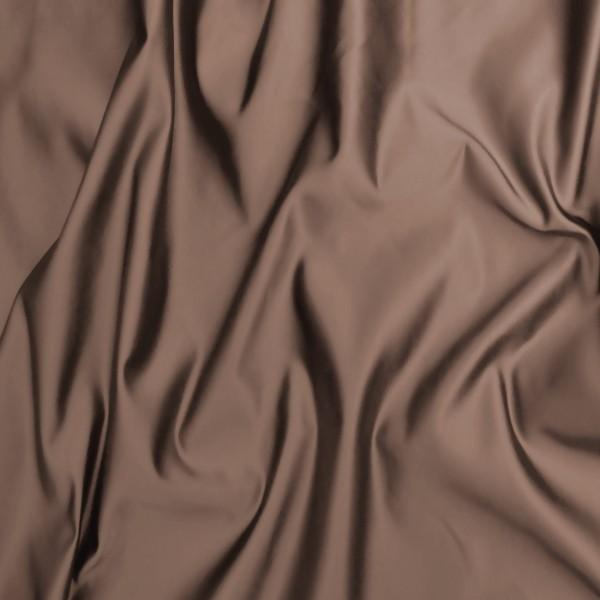 Gardinenstoffe Vorhangstoffe Blickdicht Flamenco Braun