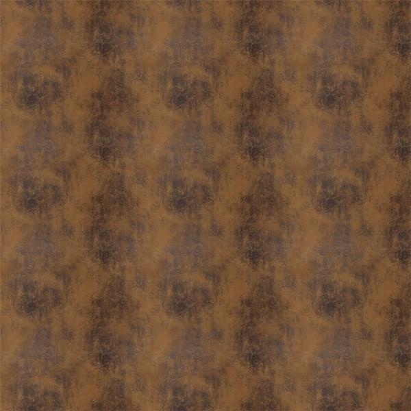 Polsterstoff Möbelstoff Antik - Microfaser braun-schwarz