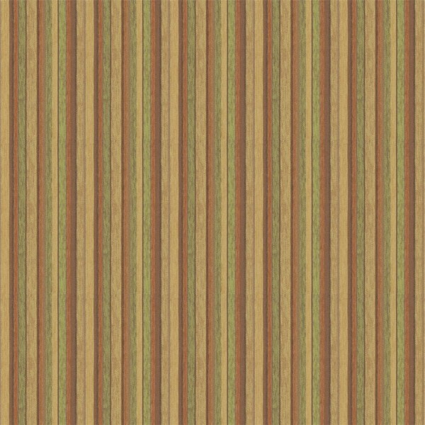 Polsterstoff Möbelstoff Arosa - Polyester - Teflon grün-braun